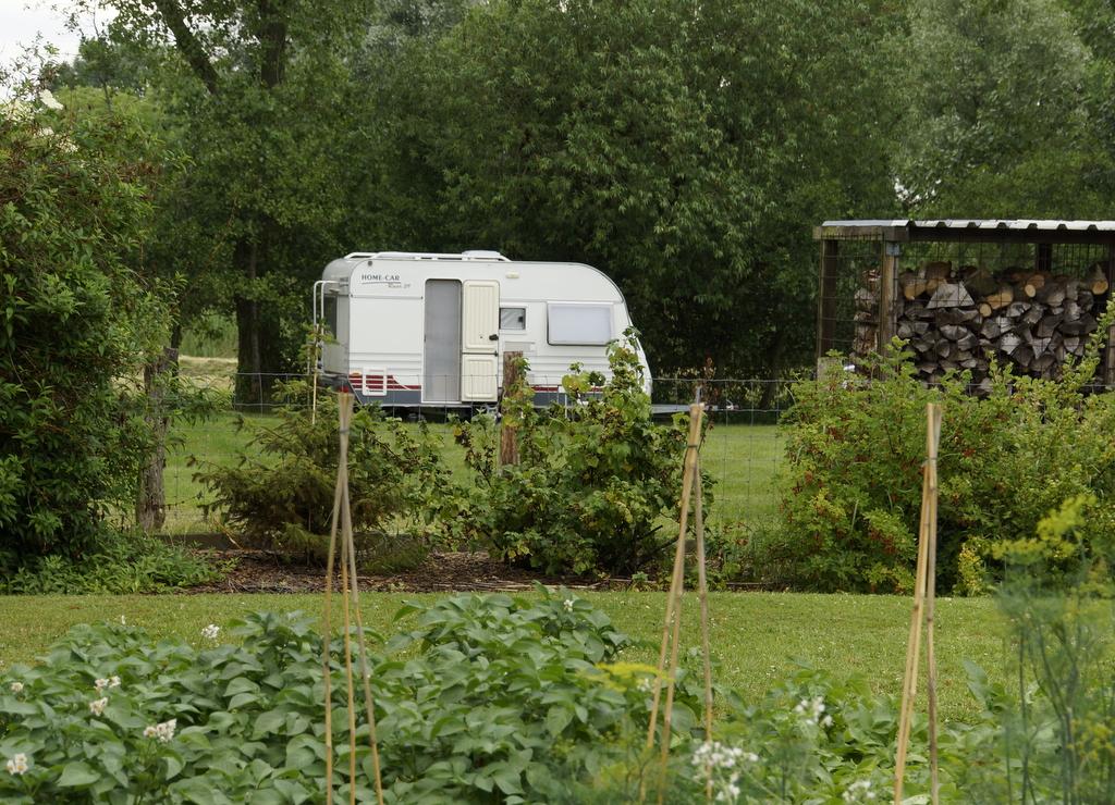 Gartencamping